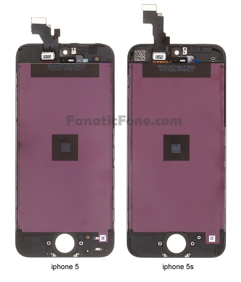 iPhone 5S, immagini di alta qualità dello schermo