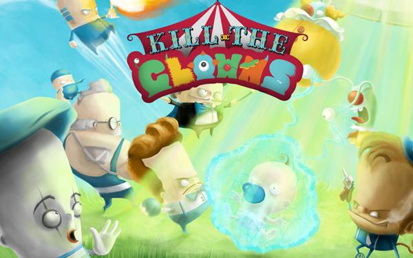 Kill The Clowns, tower defense in stile circense per iPhone e iPad