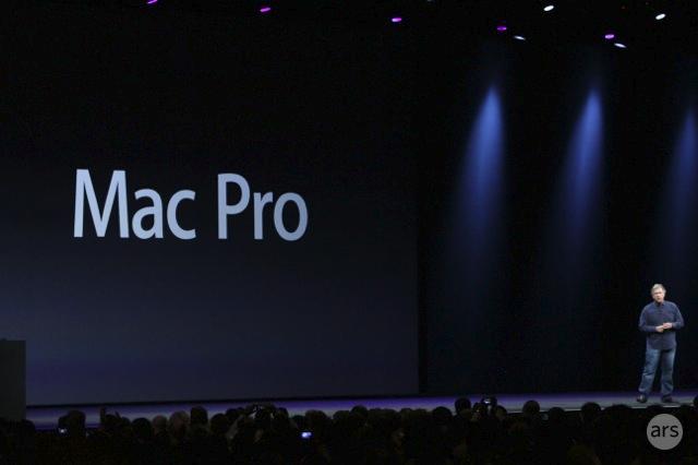WWDC: sorpresa, presentati anche i nuovo Mac Pro