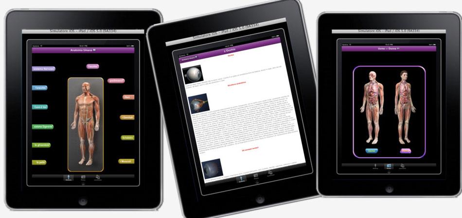 Su App Store sono numerose le app per iPhone e iPad dedicate alla Medicina.