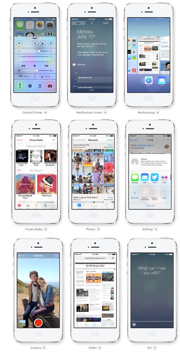 Pareri su iOS 7