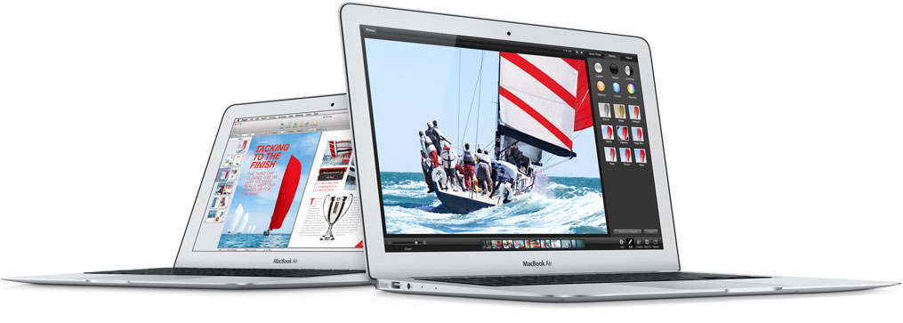 Apple, la batteria dei nuovi MacBook Air dura un giorno