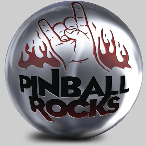 Pinball Rocks HD, un flipper molto rock su iPhone e iPad