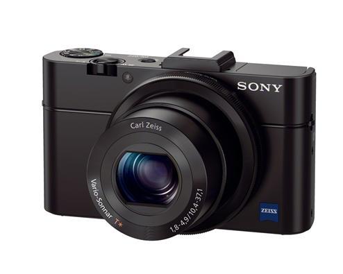 Sony RX1R e RX100 II, le nuove top di gamma compatte di Sony