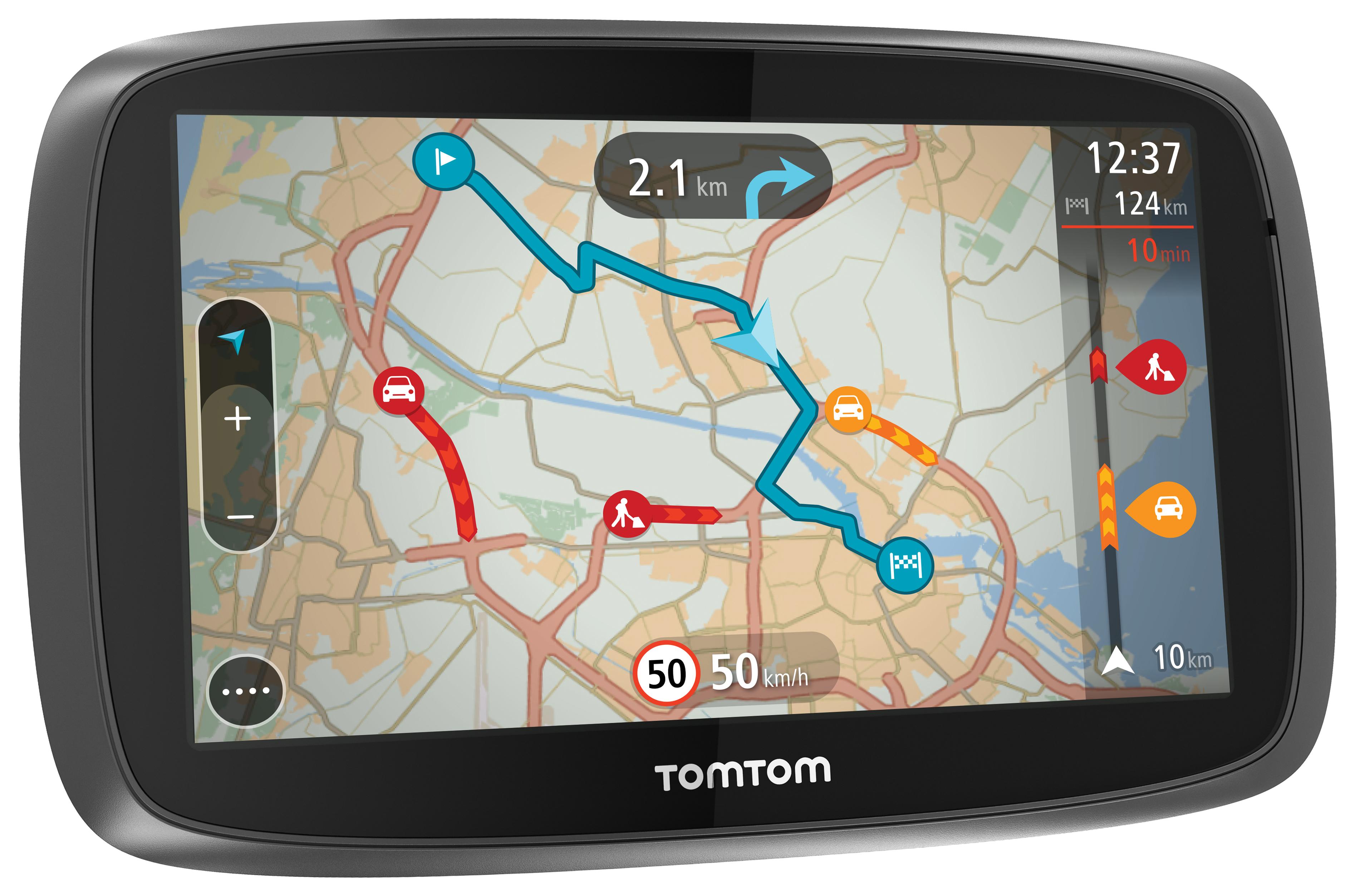 TomTom rinnova tutta la famiglia di navigatori GPS TomTom GO