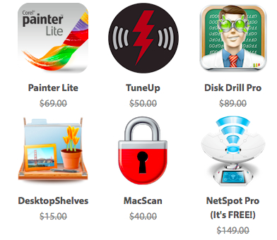 Bundle con Disk Drill Pro, Painter Lite, DVD Remaster e diversi programmi top a solo 22 euro