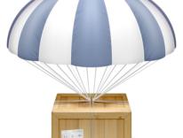 apple airdrop logo