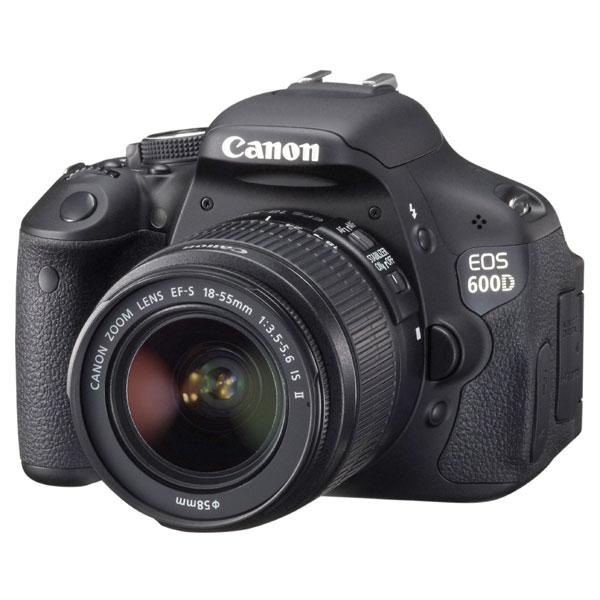 Canon EOS con obbiettivo 18-55, solo 445 euro su Amazon