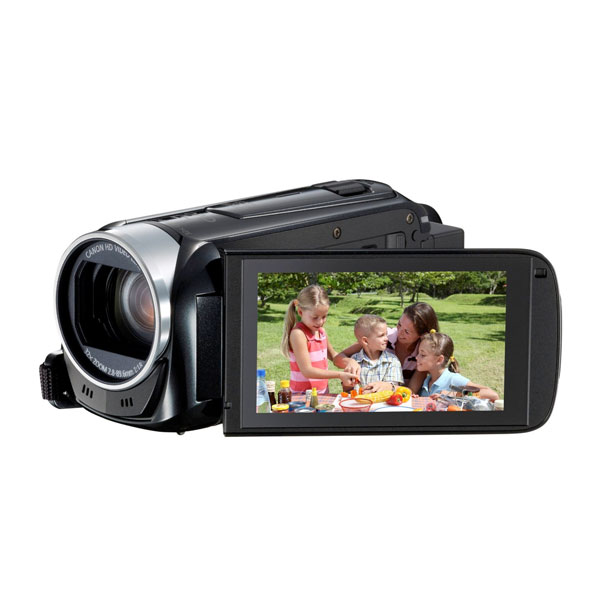Canon Legria HF R48, la videocamera che si collega ad iPhone e al TV, sconto Amazon