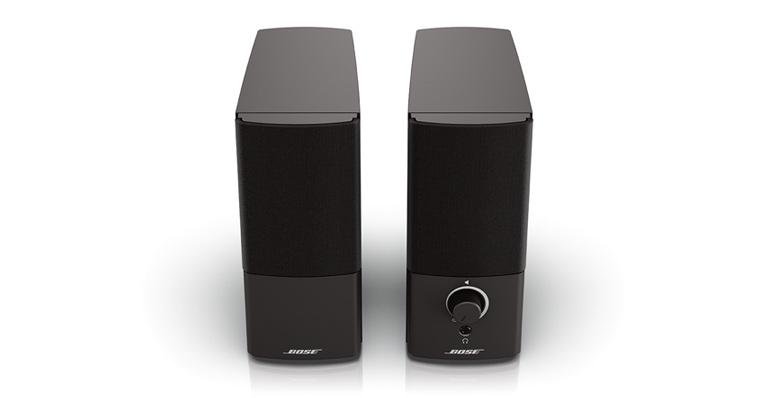 Bose annuncia Companion 2 Serie III, speaker per PC e dispositivi mobili