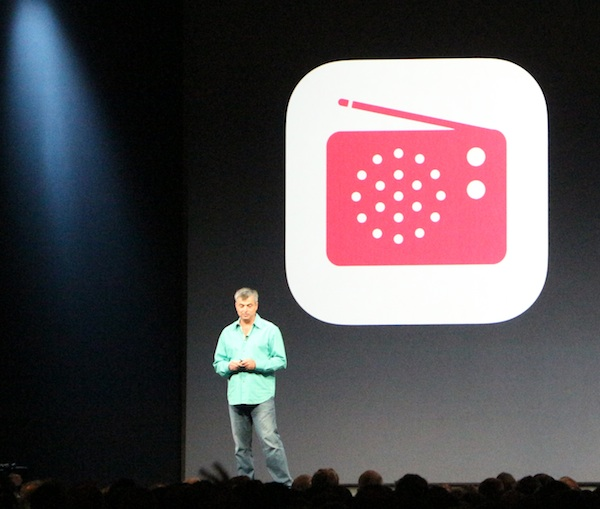 Apple, dettagli su iTunes Radio