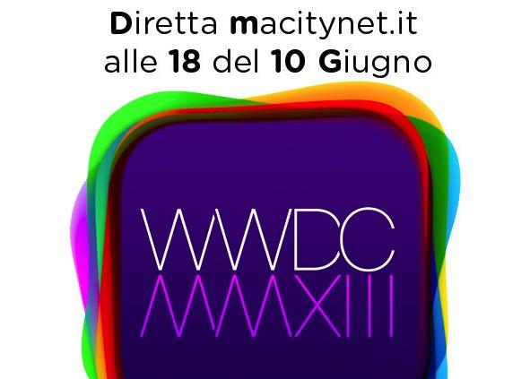 WWDC 2013 Apple: da San Francisco la diretta di macitynet.it