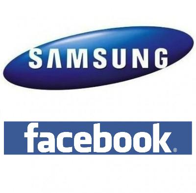 Samsung e Facebook a colloquio per una partnership mobile