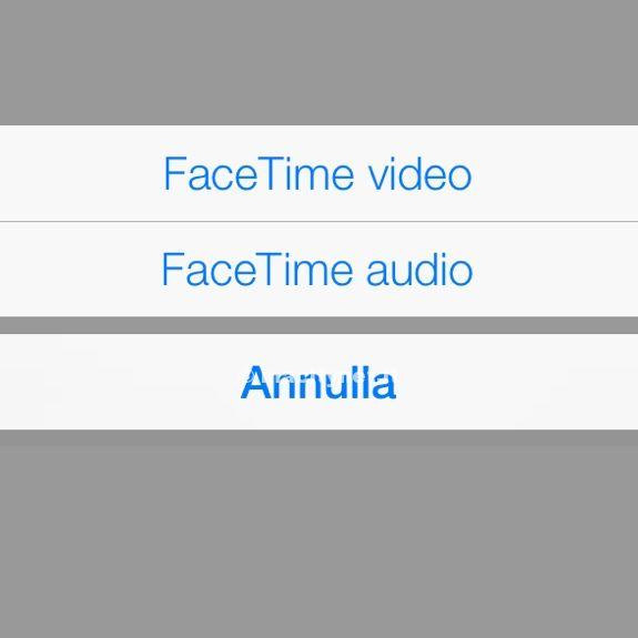 FaceTime Audio: in iOS 7 Apple introduce il suo VoIP per le telefonate gratuite