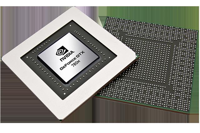 Nvidia, nuova generazione di GPU per notebook