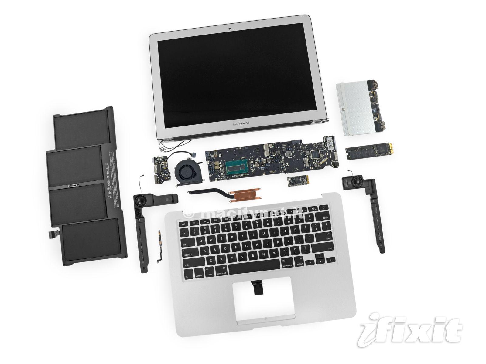 MacBook Air, nessuna novità strutturale