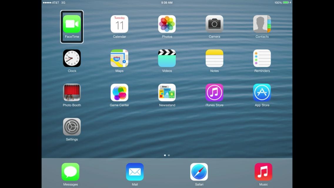 iOS 7, la beta è ora anche per iPad
