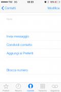 iOS 7, ecco come funziona la black list per gli scocciatori