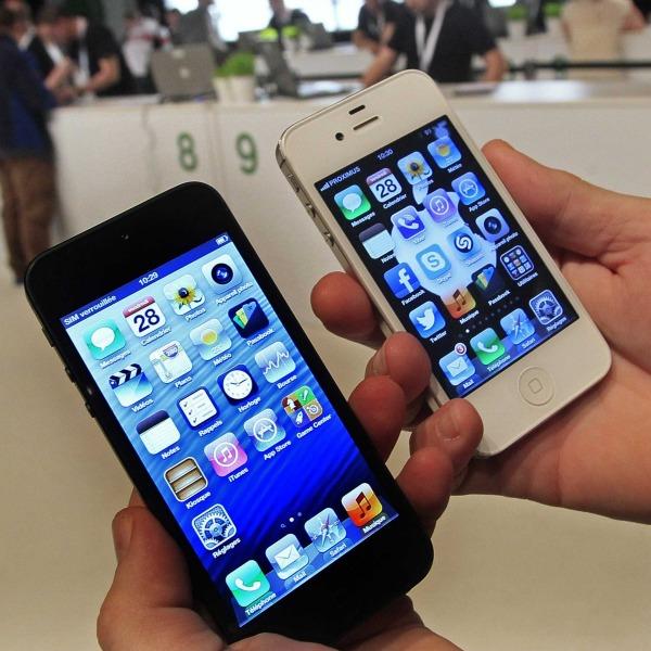 emirati arabi iphone 5 e iphone 4s