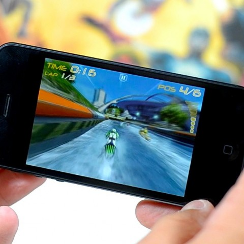 iphone videogioco icona