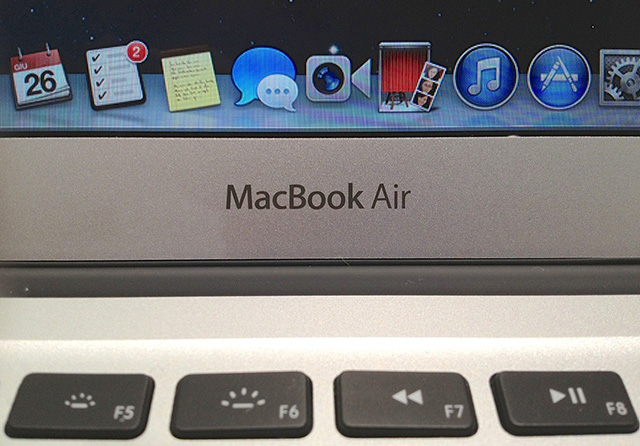 Mac Book Air Icona