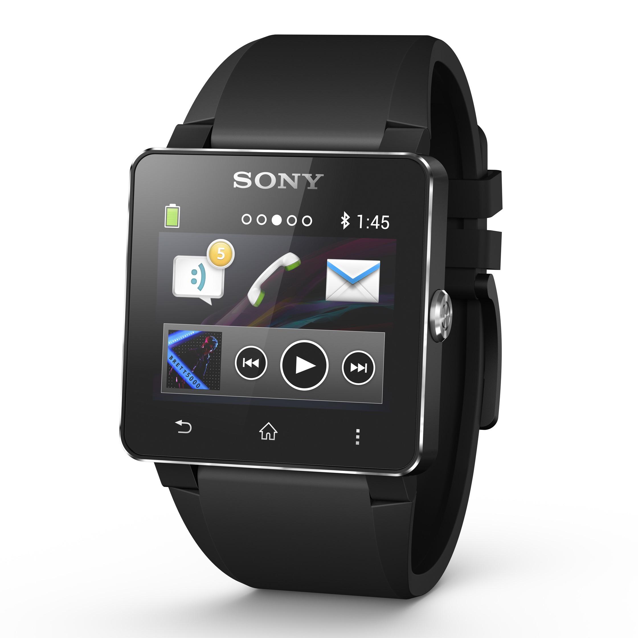 Sony SmartWatch 2 e Xperia Z Ultra presentati a Shangai
