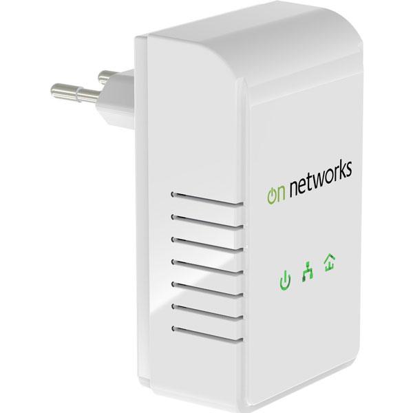 Set Powerline per Internet e rete su cavo elettrico, su Amazon solo 18 euro