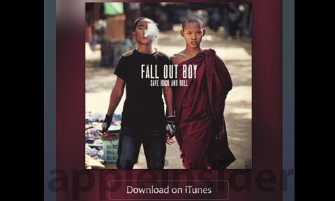 pubblicità schermo di blocco iTunes Radio iOS 7