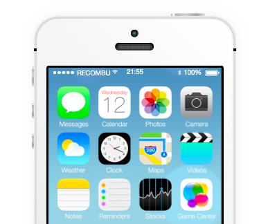 Provare iOS 7 con una demo interattiva su Internet