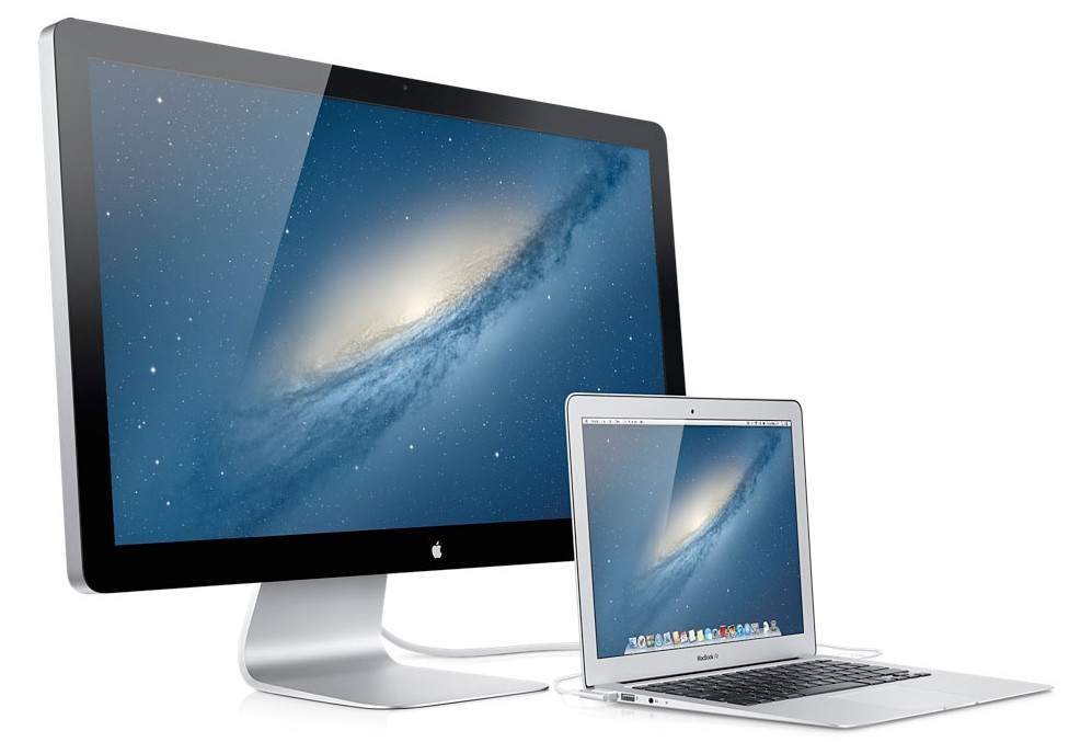 Thunderbolt Display, il monitor-hub scontato del 20% su Apple Store