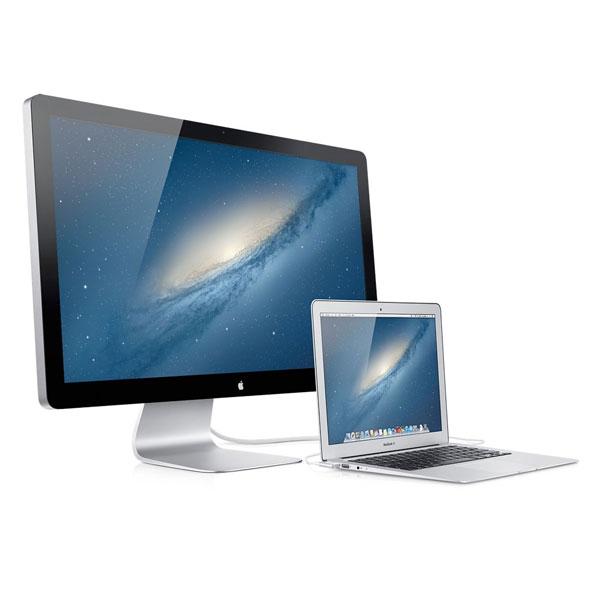 Thunderbolt Display, il monitor-hub scontato del 20% su Apple Store