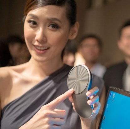 Asus VivoMouse, il primo mouse touchpad