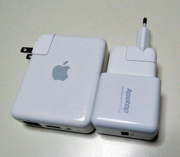 Recensione: Apotop Travel Wi-Router router da viaggio che usa il caricabatterie di iPhone e iPad