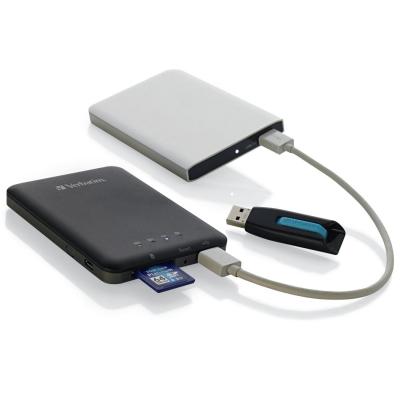 Verbatim MediaShare Wireless, 37 € per collegare ad iOs e Android, Hd, SD e chiavette USB