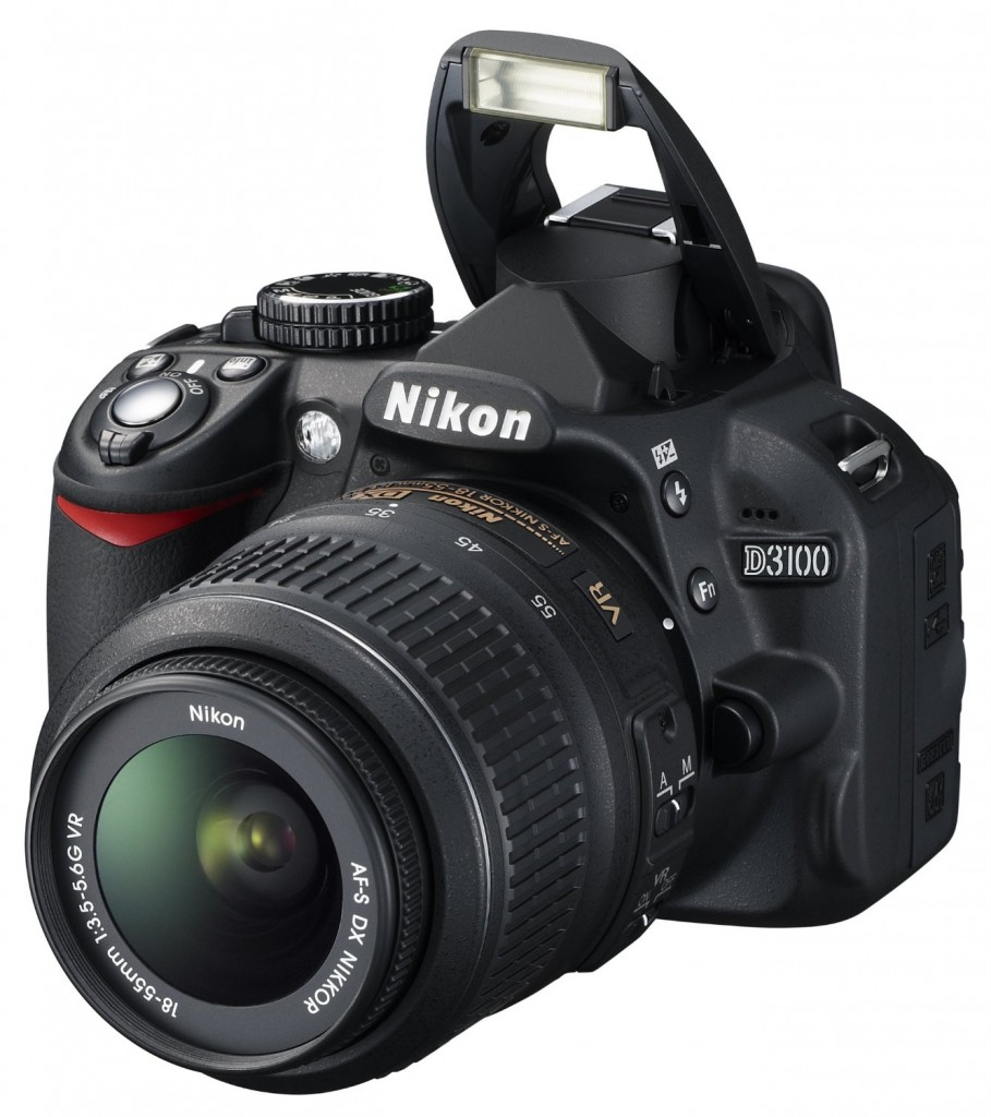 Nikon D3100 in offerta