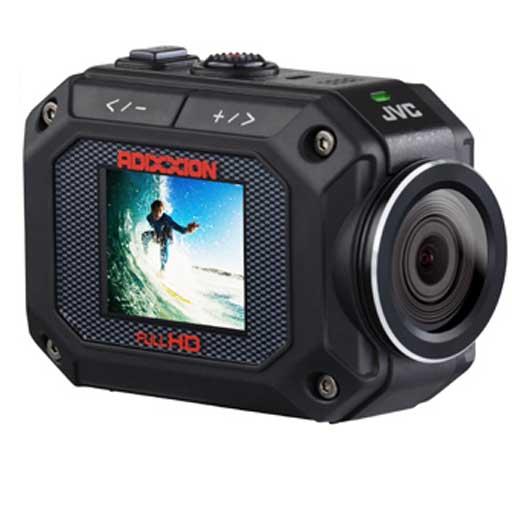JVC GC-XA2 Adixxion, action camera con supporto 1080/60p