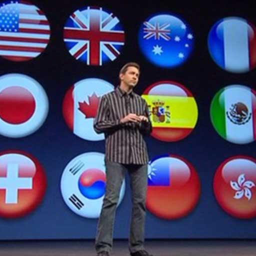 Apple al lavoro per integrare nuove lingue in iOS