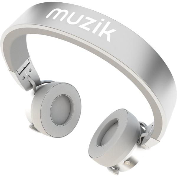 Muzik le prime cuffie smart con pulsanti integrati per condividere la musica