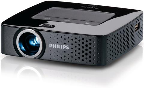 PicoPix PPX 3610, il picoproiettore Philips basato su Android compatibile iOS