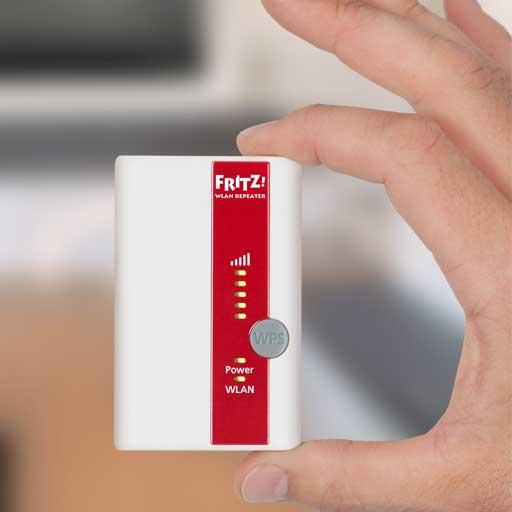 FRITZ!WLAN Repeater 310, nuovo dispositivo per estendere la portata delle reti wireless