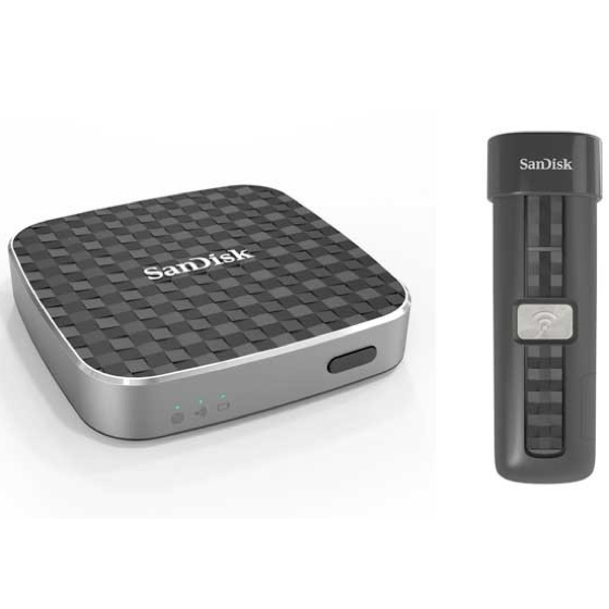 SanDisk Connect: chiavette USB e dispositivi tascabili con funzioni streaming wireless