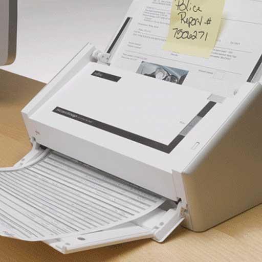 Calcolare quanto si risparmia con lo scanner documentale
