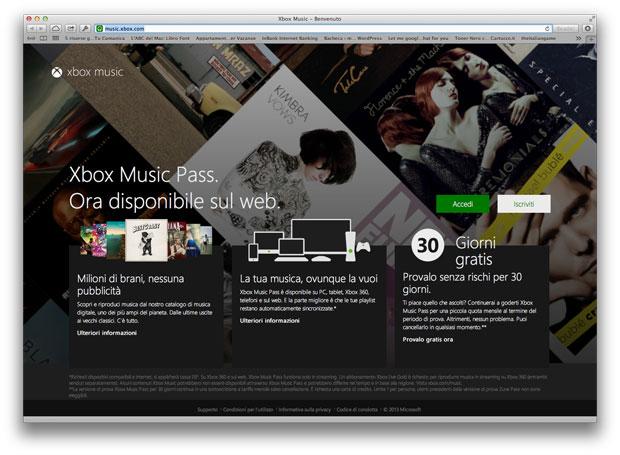 Xboxmusicpass