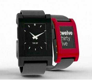 Smart watch Pebble, prima della vendita già preordini per 275.000 unità