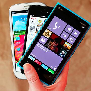Mercato smartphone in Italia secondo trimestre 2013, iPhone resiste