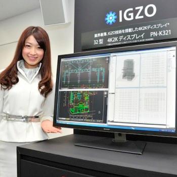 Display Igzo per i futuri iPad e MacBook?