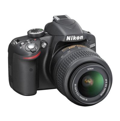 Nikon D3200 con 18/55VR in su Amazon a 470 euro