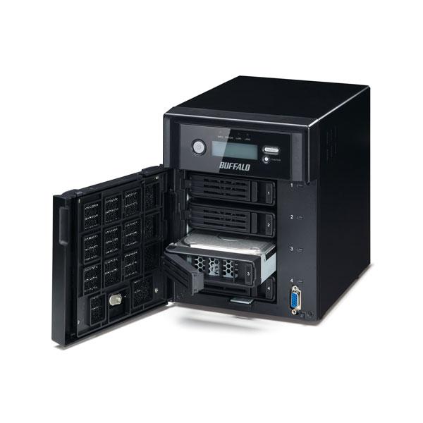 Buffalo Technology TeraStation 4400, NAS professionale a 4 bay
