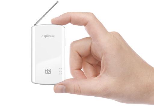 Tizi Wi-Fi, TV su iPhone, iPad e Mac via wireless in sconto di 50 euro su Amazon