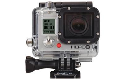 Sconto GoPro Hero3 White, nel mondo GoPro a 217 euro